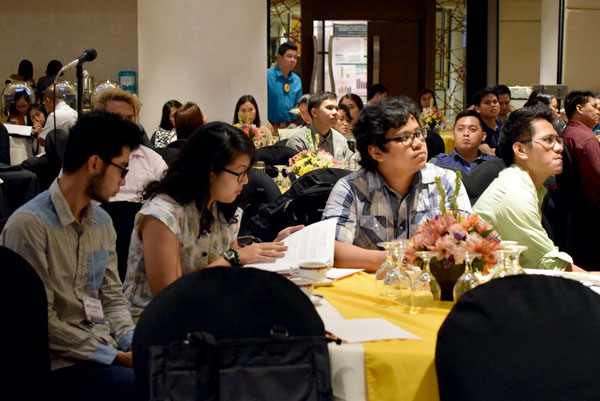 DOST NSC Scholarship Conference